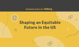 Shaping an equitable future in the US